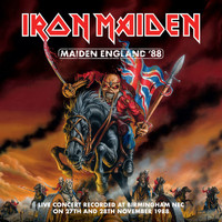 Iron Maiden - Maiden England '88 (2013 Remastered Edition)