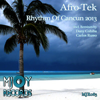 Afro-Tek - Rhythm of Cancun 2013
