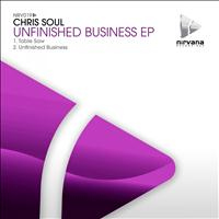 Chris Soul - Unfinished Business EP