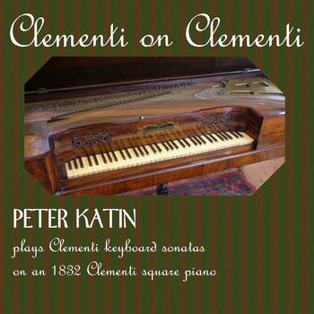 Peter Katin - Clementi on Clementi