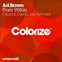 Ad Brown - From Within