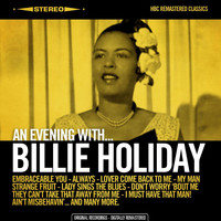 Billie Holiday - An Evening With... Billie Holiday