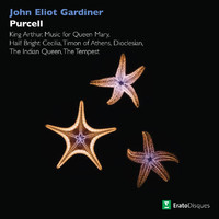 John Eliot Gardiner - Purcell : King Arthur, Music for Queen Mary, Hail! Bright Cecilia, Timon of Athens, Dioclesian, The Indian Queen & The Tempest