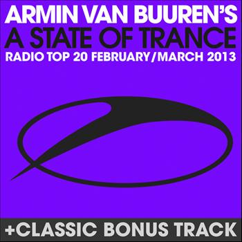 Armin van Buuren - A State Of Trance Radio Top 20 - February / March 2013