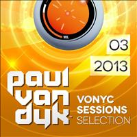 Paul Van Dyk - VONYC Sessions Selection 2013-03