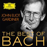 John Eliot Gardiner - John Eliot Gardiner: The Best Of Bach