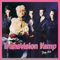 Transvision Vamp - Pop Art (Re-Presents)