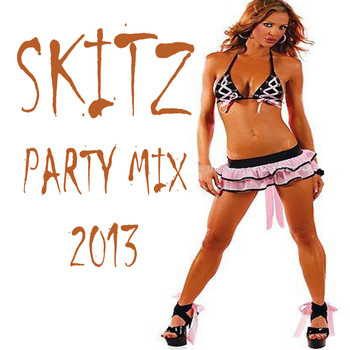 Various Artists - Skitz Party Mix 2013 (The Best Electronic Dance Music)