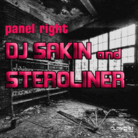 DJ Sakin & Stereoliner - Panel Right
