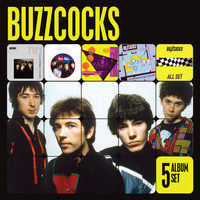 Buzzcocks - 5 Album Set (Remastered) [Another Music in a Different Kitchen/Love Bites/A Different Kind of Tension/Entertaining Friends/All Set] (Another Music in a Different Kitchen/Love Bites/A Different Kind of Tension/Entertaining Friends/All Set)