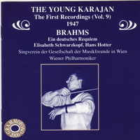 Wiener Philharmoniker - The Young Karajan - The First Recordings, Vol. 9