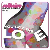 Solitaire - You Got the Love / I Like Love Mixes