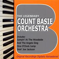 Count Basie - The Legendary Count Basie Orchestra