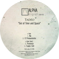Tadeo - Out of Time and Space
