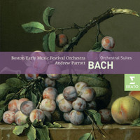 Andrew Parrott - Bach The Orchestral Suites, Triple Concerto
