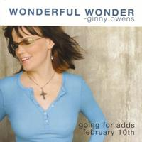 Ginny Owens - Wonderful Wonder (Single)