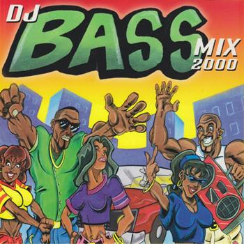 Various Artists - DJ Bass Mix 2000