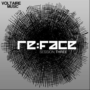 Various Artists - Re:face Session Three