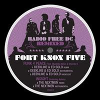 Fort Knox Five - Radio Free DC Remixed Vol. 4