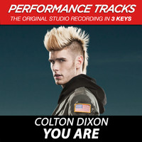 Colton Dixon - You Are EP (Performance Tracks)