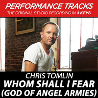 Chris Tomlin - Whom Shall I Fear (God Of Angel Armies) EP (Performance Tracks)