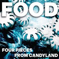 Food - Four Pieces From Candyland