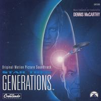 Dennis McCarthy - Star Trek: Generations - Original Motion Picture Soundtrack