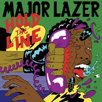 Major Lazer - Hold The Line feat. Mr. Lex & Santigold