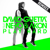 David Guetta - Play Hard (feat. Ne-Yo & Akon) [Remixes]