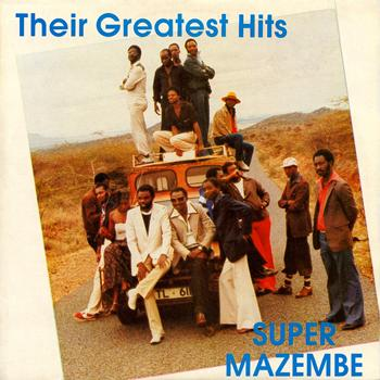 Orchestra Super Mazembe - Their Greatest Hits