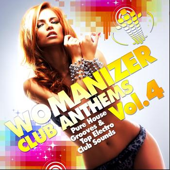 Various Artists - Womanizer Club Anthems, Vol. 4