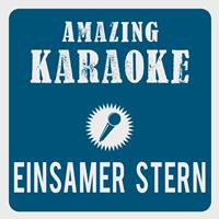 Amazing Karaoke - Einsamer Stern (Karaoke Version) (Originally Performed By Matthias Reim)