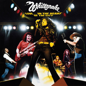 Whitesnake - Live in the Heart of the City [Remastered] (Remastered Version)