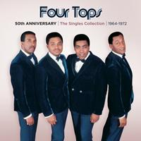 Four Tops - 50th Anniversary   The Singles Collection   1964-1972