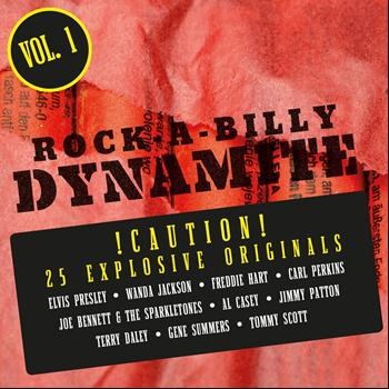 Various Artists - Rock-a-Billy Dynamite, Vol. 1
