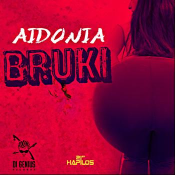 Aidonia - Bruki - Single