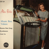 Alice Babs - Music box valsen