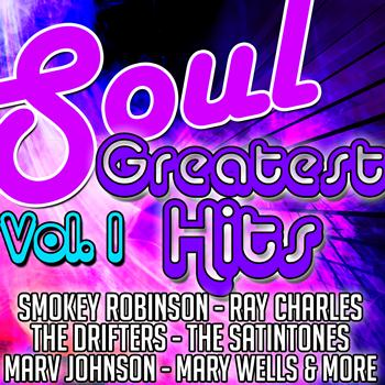 Various Artists - Greatest Soul Hits, Vol. 1