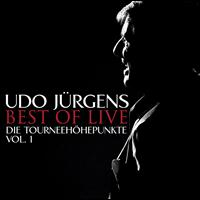 Udo Jürgens - Best Of Live - Die Tourneehöhepunkte - Vol.1