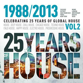 Various Artists - 25 Years of Global House Vol. 2