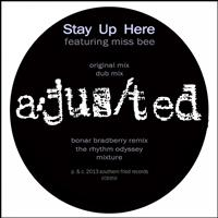 a/jus/ted - Stay Up Here