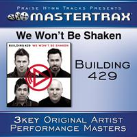 Building 429 - We Won't Be Shaken [Performance Tracks]