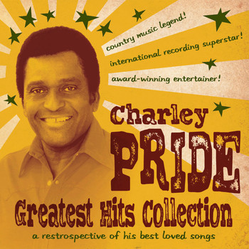 Charley Pride - Greatest Hits Collection