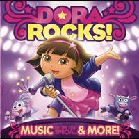 Dora The Explorer - Dora Rocks! Music From The Special & More!