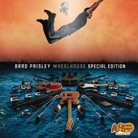 Brad Paisley - Wheelhouse (Cracker Barrel Special Edition)