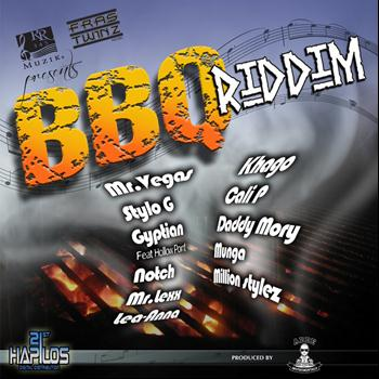 Various Artists - BBQ Riddim