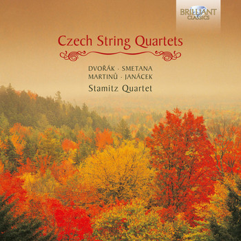 Stamitz Quartet - Czech String Quartets