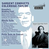 Philharmonia Orchestra - Coleridge-Taylor: Sargent Conducts