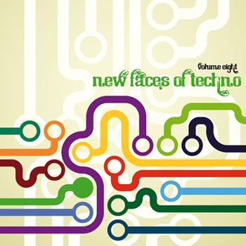 Various Artists - New Faces of Techno, Vol. 8