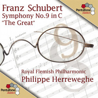 "Philippe Herreweghe - Schubert: Symphony No. 9 in C, ""The Great"""
